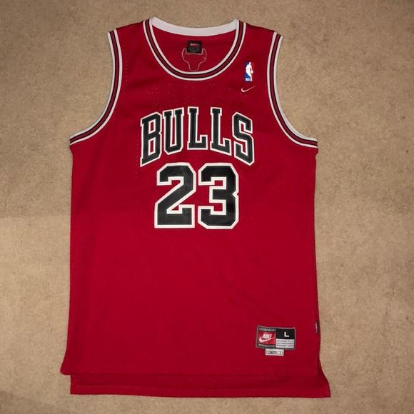 new concept 21a1c 53edd Michael Jordan Chicago Bulls Jersey #23